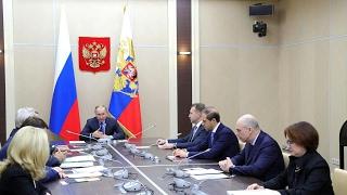 видео Как видит развитие экономики РФ помощник президента РФ Андрей Белоусов