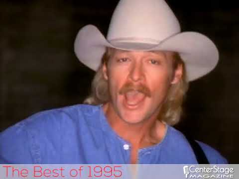 The Best Of 1995 Country Music : Alan Jackson, Brooks and Dunn, George Strait