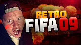 ETHAN PLAYS RETRO FIFA 09?!