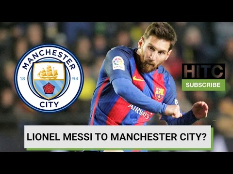 Lionel Messi To Manchester City? Daily Transfer Rumour Round-up