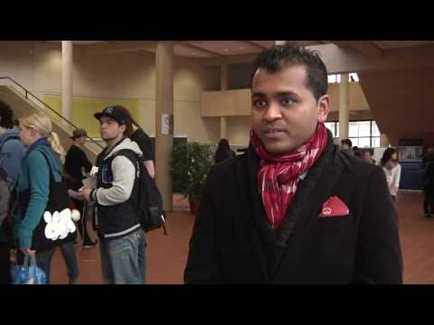 Studying at the University of Göttingen: Nandan Joshi