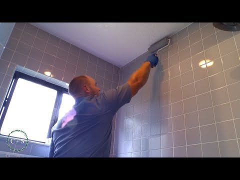 Tiling Over Tile With Mapei Tile Primer