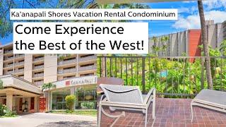 Kaanapali Shores Vacation Rental Condominium
