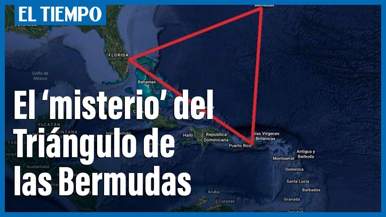 Nasa Revela Verdad Detrás Del Misterio Del Triángulo De Las Bermudas Youtube