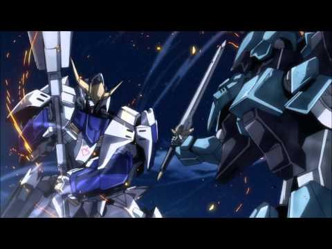 Iron Blooded Orphans PV Theme (Mikazuki vs. Carta ver) - IRON BLOODED ORPHANS
