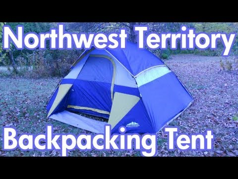 Northwest Territory Backpacking Tent