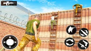 Free Army Training Game : US Commando School - Android Gameplay