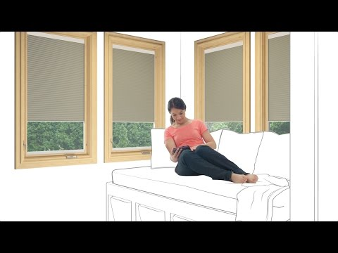 Motorized Blinds & Shades | Pella Insynctive Home Automation Technology