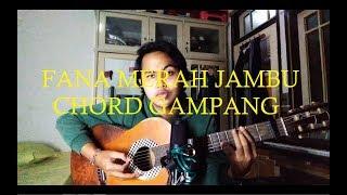 Chord Gampang (Fana Merah Jambu - Fourtwnty) by Arya Nara (Tutorial)