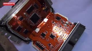 Система управления двигателем: обзор ЭБУ.