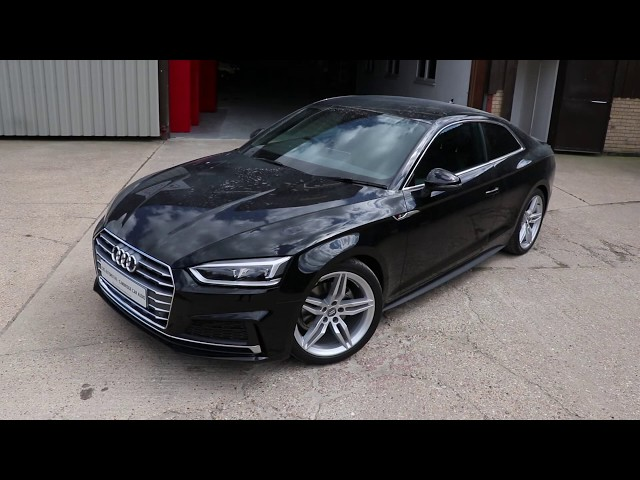 2019 Audi A5 | Audison/Hertz Audio Upgrade | Cambridge Car Audio