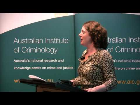 Juvenile justice in Australia Part 1
