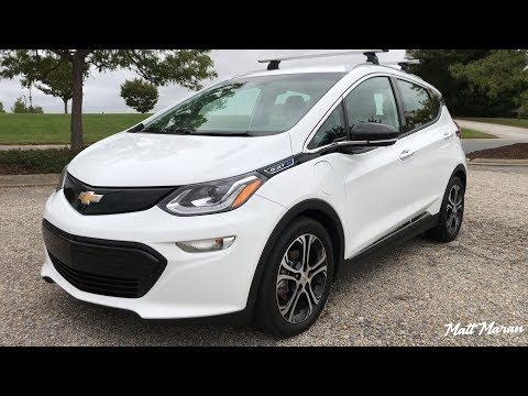 Quick Drive: 2017 Chevrolet Bolt EV