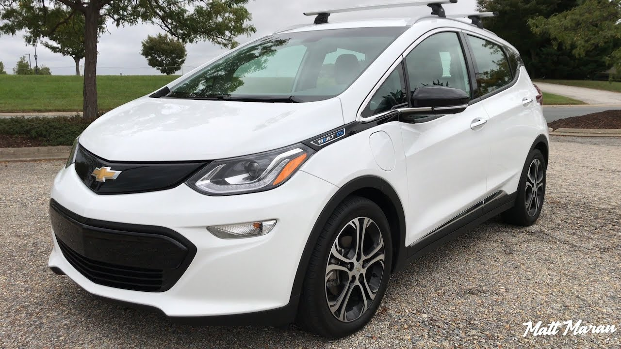 Quick Drive: 2017 Chevrolet Bolt EV