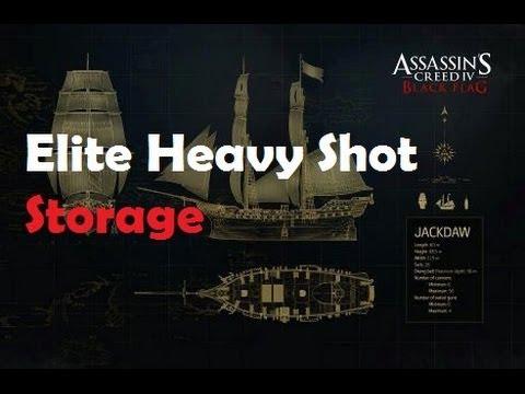 ac4 elite heavy shot