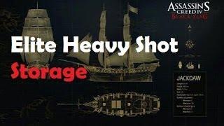 ẠC4 Black Flag : Elite Heavy Shot StorageTutorial