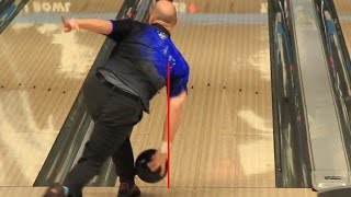Analysis of the Modern 10-Pin Bowling Swing and Release 2 by Dean Champ