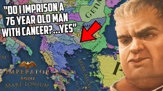 I Try To Restore Macedon To Glory On Imperator Rome