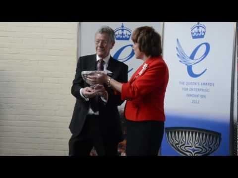 Queen's Award for Innovation 2012: Factory Presentation