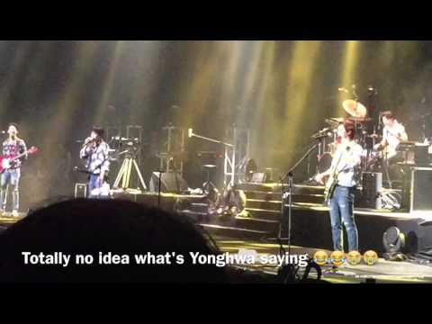 [Vlog #021] - CNBLUE Come Together concert 2016 in Singapore