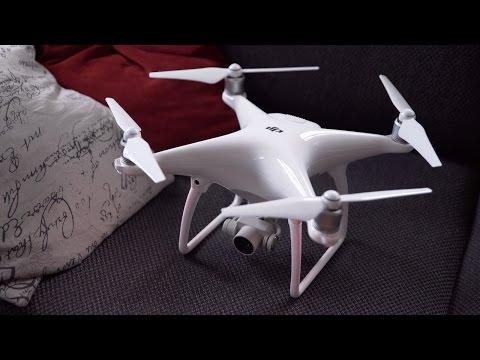 Die BESTE Drohne? DJI Phantom 4 Review! - felixba