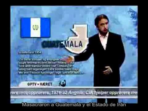 Gatas parlament - Antiamerikanskdans (Subtitulos Español)
