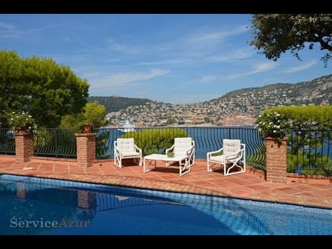 Luxury villa for rent in Cap d'Antibes Cote d'Azur