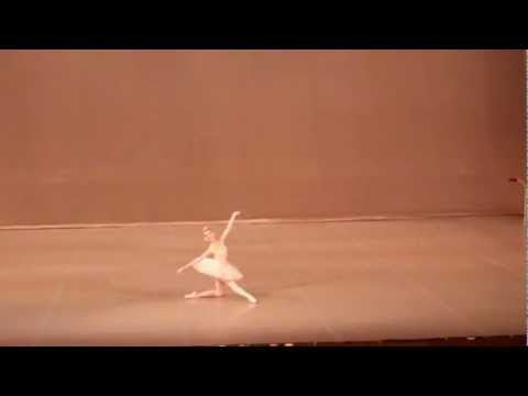 Talisman Variation - Bolshoi Ballet Academy Spring Gala 2011
