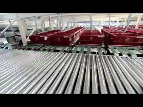 Material Handling System at Posten Norge