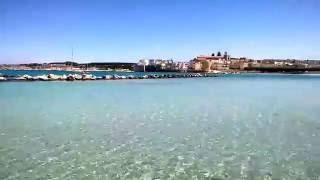 видео Курорты Италии: Пляжи Адриатики