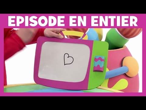 Art Attack - Ardoise Fantastique - Disney Junior - VF