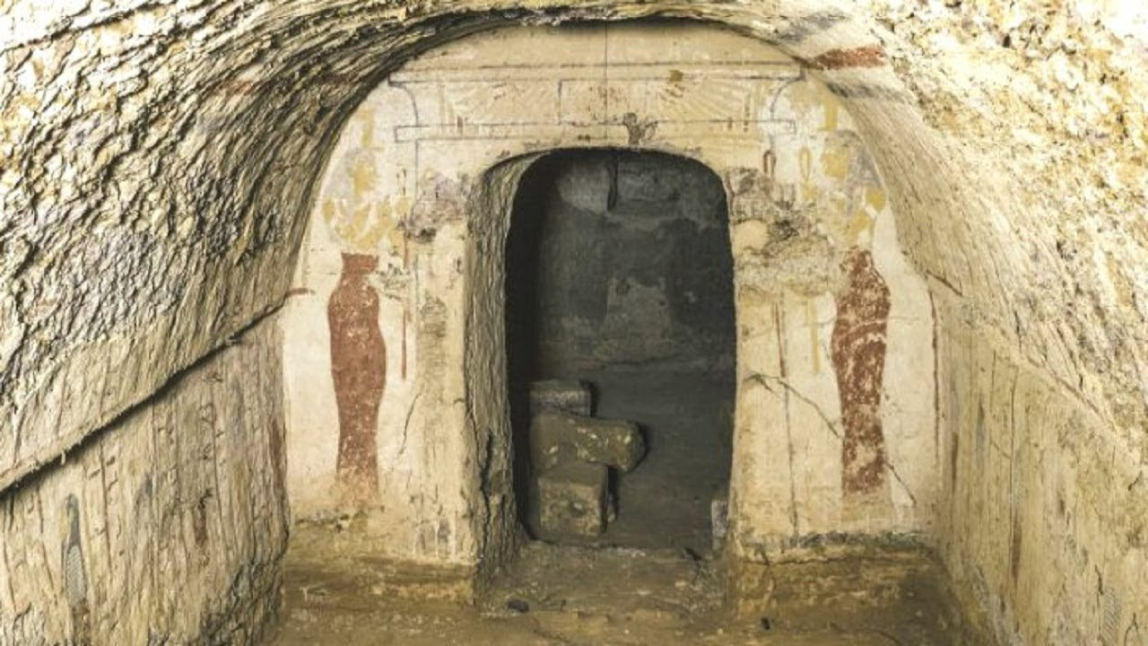 Download Soon After King Tut's Tomb Was Unsealed, a Weird Series of Phenomena Began to Occur