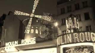 PARIS 1900- MOULIN ROUGE- OFFENBACH
