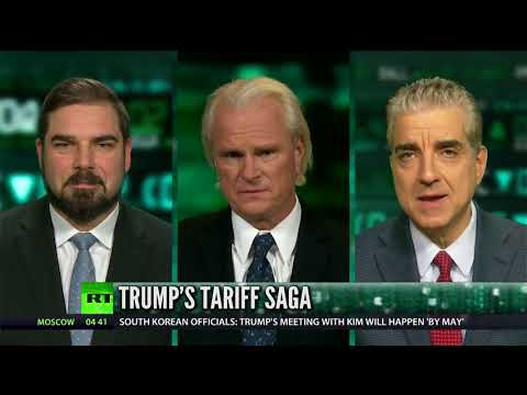 Trump's Tariff Saga with Alex Mihailovich and Steve Malzberg