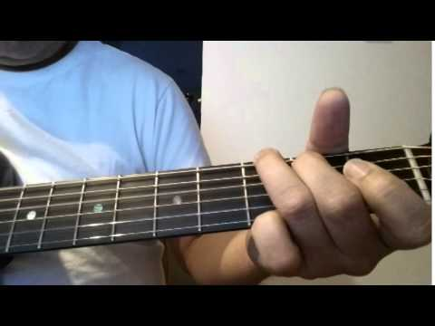 Shine Collective Soul Chord Patterns - Acoustic
