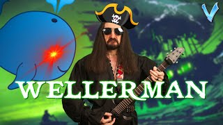 Wellerman (Sea Shanty) but it's Pirate Metal [LITTLE V COVER]