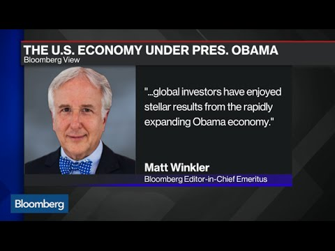 In Defense of the Obama Economy
