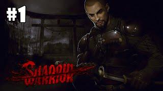 Shadow Warrior прохождение игры - Глава 1: Г-н два миллиона долларов