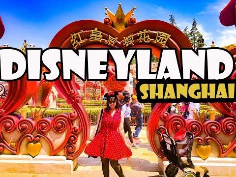 Disneyland Shanghai 2017