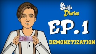 Shukla Diaries Episode 1 Demonetization || Shudh Desi Endings