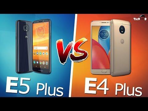 Moto E5 Plus Vs Moto E4 Plus - TecNoob