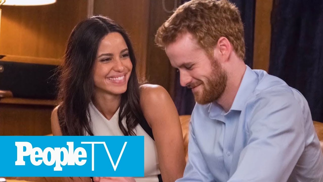 The First Glimpse Of The New Meghan Markle & Prince Harry In Lifetime's  Royal TV Movie | PeopleTV
