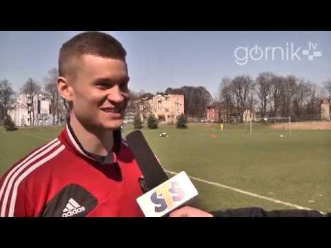 Konrad Nowak wrócił do treningów
