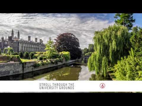 Cambridge - Top 10 Sights