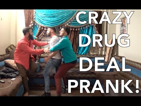 CRAZY DRUG DEAL PRANK!!