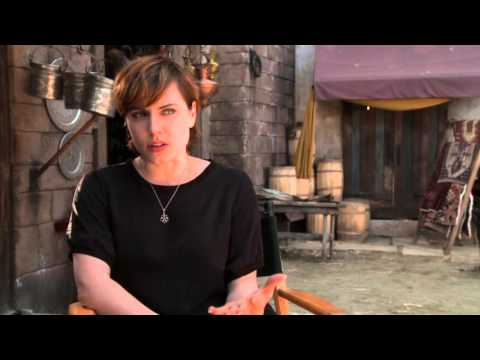 Seventh Son • Antje Traue Interview
