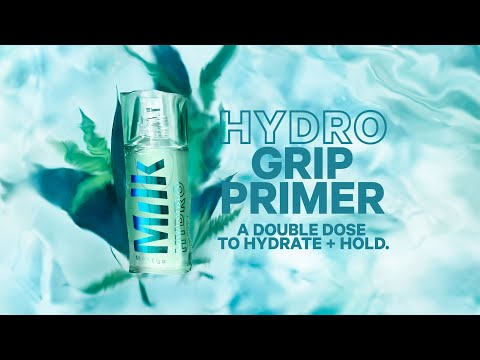 HYDRO GRIP PRIMER - TAKE YOUR SKIN ON A TRIP | MILK MAKEUP
