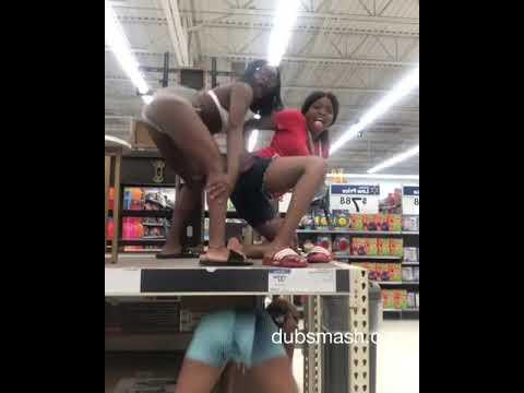 Twerk At Walmart