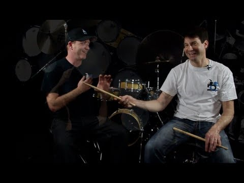 "Johnny Rabb - Drummer Connection Outtakes - ""Sticks"""