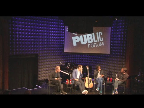 Public Forum: A Festival of Songwriting